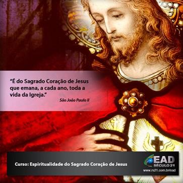 Espiritualidade do Sagrado Coração de Jesus - Módulo 3