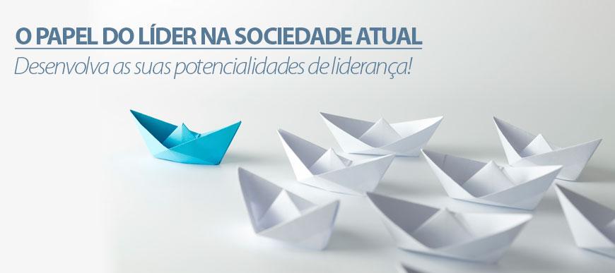 O papel do lider na sociedade