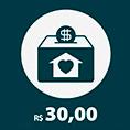 Doe R$ 30,00